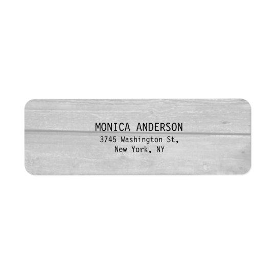 Pretty Stylish Grey Wood Plain Modern