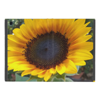 Pretty Sunflower iPad Mini Cover