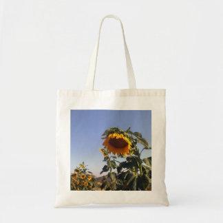 Pretty Sunflowers Charity Bag
