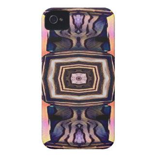 Pretty Symmetrical Columns iPhone 4 Case-Mate Case
