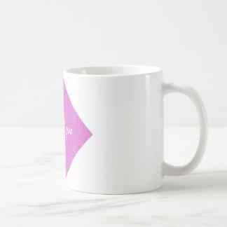 Pretty thank you mug