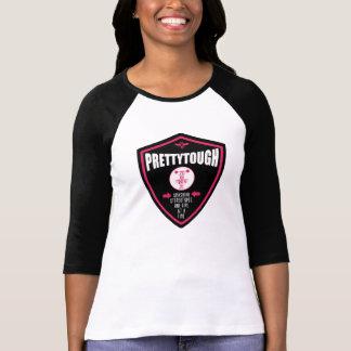 Pretty Tough Shield T Shirts