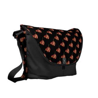 Pretty Tulip Commuter Bag