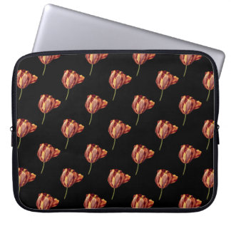 Pretty Tulips Laptop Sleeve