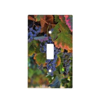 Pretty Vineyard Lightswitch Cover Plate