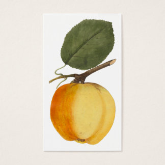 Pretty Vintage Apple Farmer's Market, Greengrocer Business Card