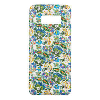 Pretty Vintage Russian Khokhloma Floral Pattern Case-Mate Samsung Galaxy S8 Case