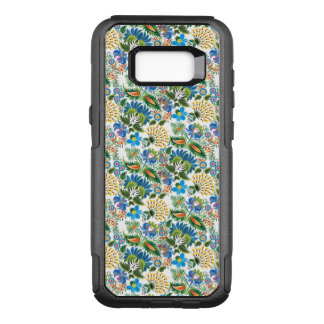Pretty Vintage Russian Khokhloma Floral Pattern OtterBox Commuter Samsung Galaxy S8+ Case
