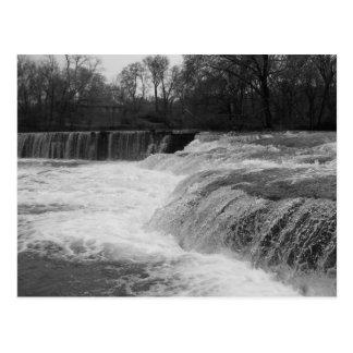 Pretty Waterfall Postcard