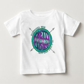 Pretty Wicked Ladies Compass Baby T-Shirt