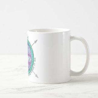 Pretty Wicked Ladies Compass Coffee Mug