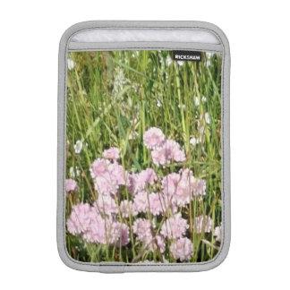Pretty Wildflowers iPad Mini Sleeve