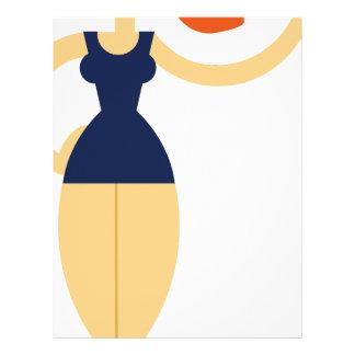 Pretty Woman Letterhead
