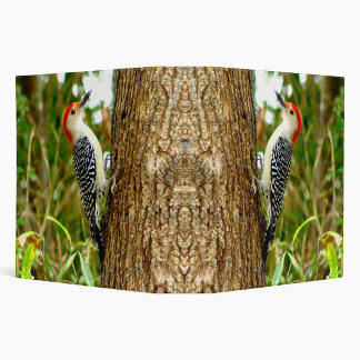 Pretty Woodpecker 2'' Bird Binder