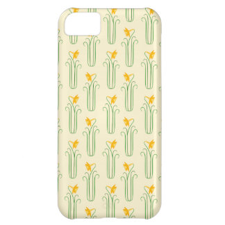 Pretty Yellow Spring Daffodils iPhone 5C Covers
