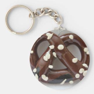 Pretzel Photography Basic Round Button Keychain