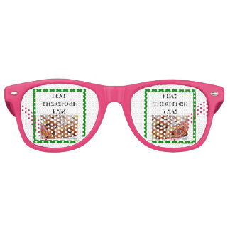 pretzel retro sunglasses