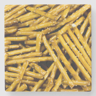 Pretzels Sticks Stone Coaster