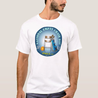 PREZ.info - Empty Chair 2 T-Shirt