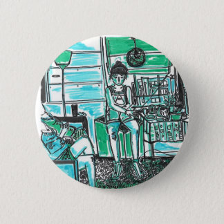 pricilist in the pain 2 inch round button