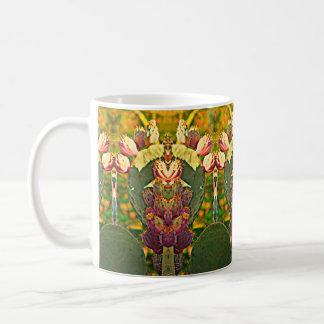 Prickly Pear Cactus Photo Art Coffee Mug