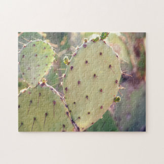 Prickly Pear Closeup | Puzzle