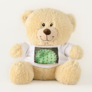 Prickly Pear in Cartoon Teddy Bear