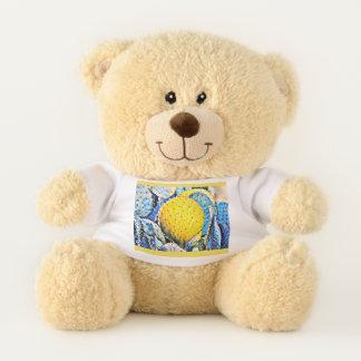 Prickly Pear in Yellow Teddy Bear