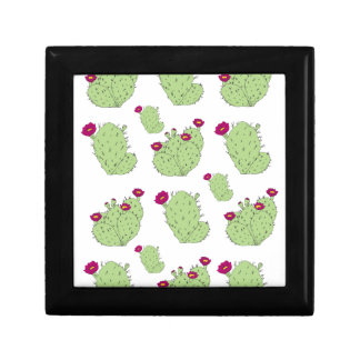Prickly Pear Pattern Gift Box