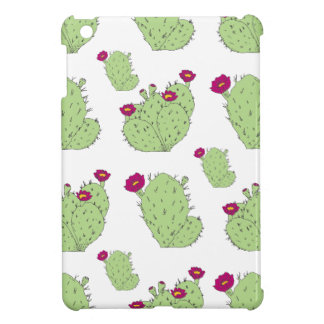 Prickly Pear Pattern iPad Mini Case