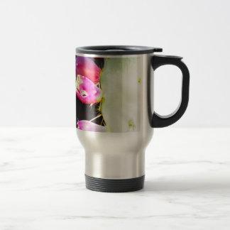 Prickly Pear Watercolor, Personalize! Travel Mug