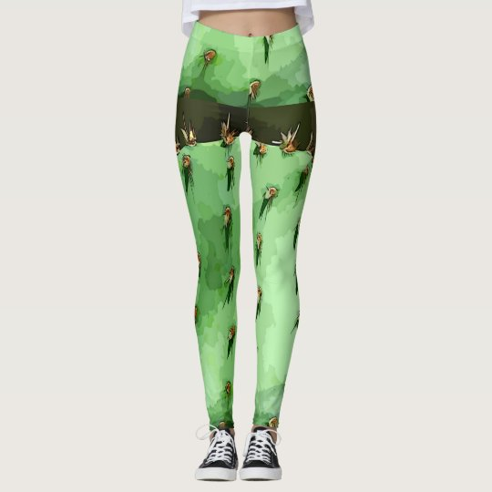 Prickly Pear Women's Leggings