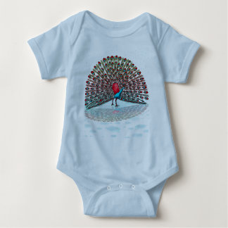Pride and Beauty Baby Bodysuit