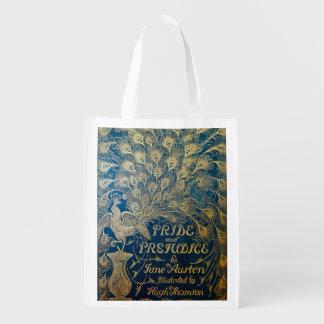 Pride and Prejudice 2-sided Reusable Bag