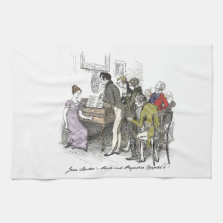 Pride and Prejudice chapter 6 Kitchen Towels
