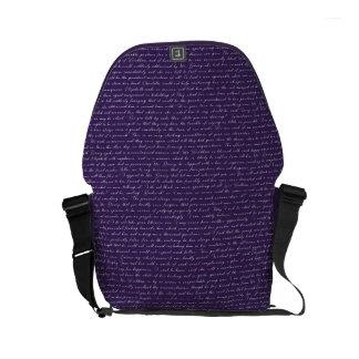 Pride and Prejudice Netherfield Ball Commuter Bag