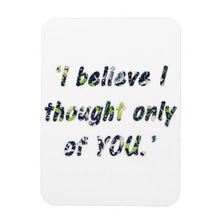 Pride and Prejudice Quote Magnet