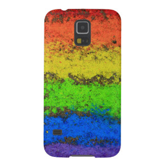 Pride Artistic Rainbow Cases For Galaxy S5