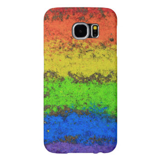 Pride Artistic Rainbow Samsung Galaxy S6 Cases
