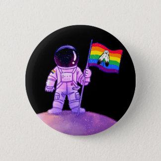 Pride Astronaut [Two-Spirit] 2 Inch Round Button