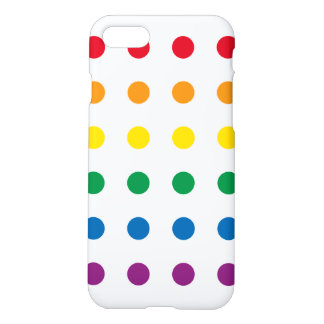 Pride | Colorful Rainbow Design iPhone 7 Case