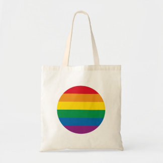 Pride | Colorful Rainbow Design Tote Bag