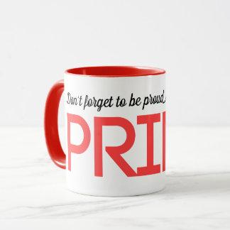 PRIDE for all Mug