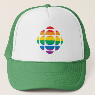 Pride Gem Trucker Hat