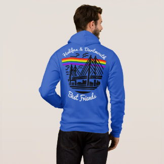 Pride Halifax Dartmouth Best Friend hoodie sweater