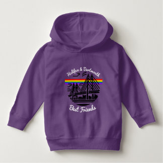 Pride Halifax Dartmouth Best Friends shirt purple