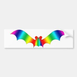 Pride Halloween Bumper Sticker