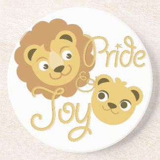 Pride & Joy Beverage Coasters