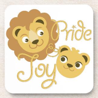 Pride & Joy Drink Coaster