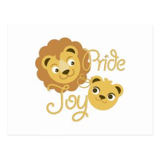 Pride & Joy Postcard